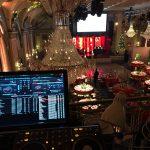 DJ pour le bal de maire au chateau frontenac