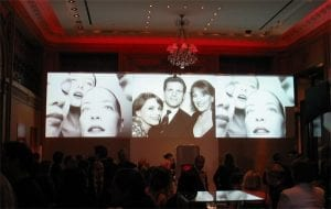 photobooth avec projection
