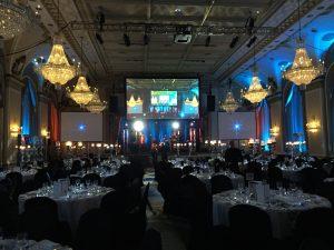 Party fin de congrès - Chateau Frontenac - Quebec