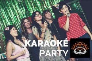 chanteurs karaoke party