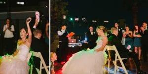 jeu du soulier mariage