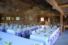 mariage dans une cabane a sucre
