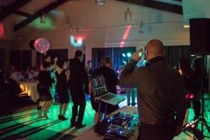 Dancefloor avec DJ sebastien semont mariage 2016