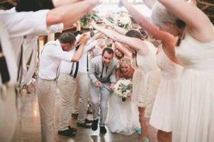 entree-des-mariés