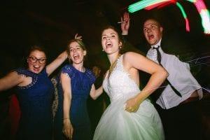 Party mariage M et J Crédit photo : Phil Tétu