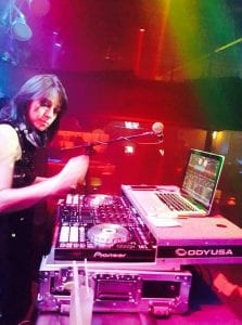 Mili Braga - DJ