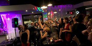 party de noel a quebec karaoke